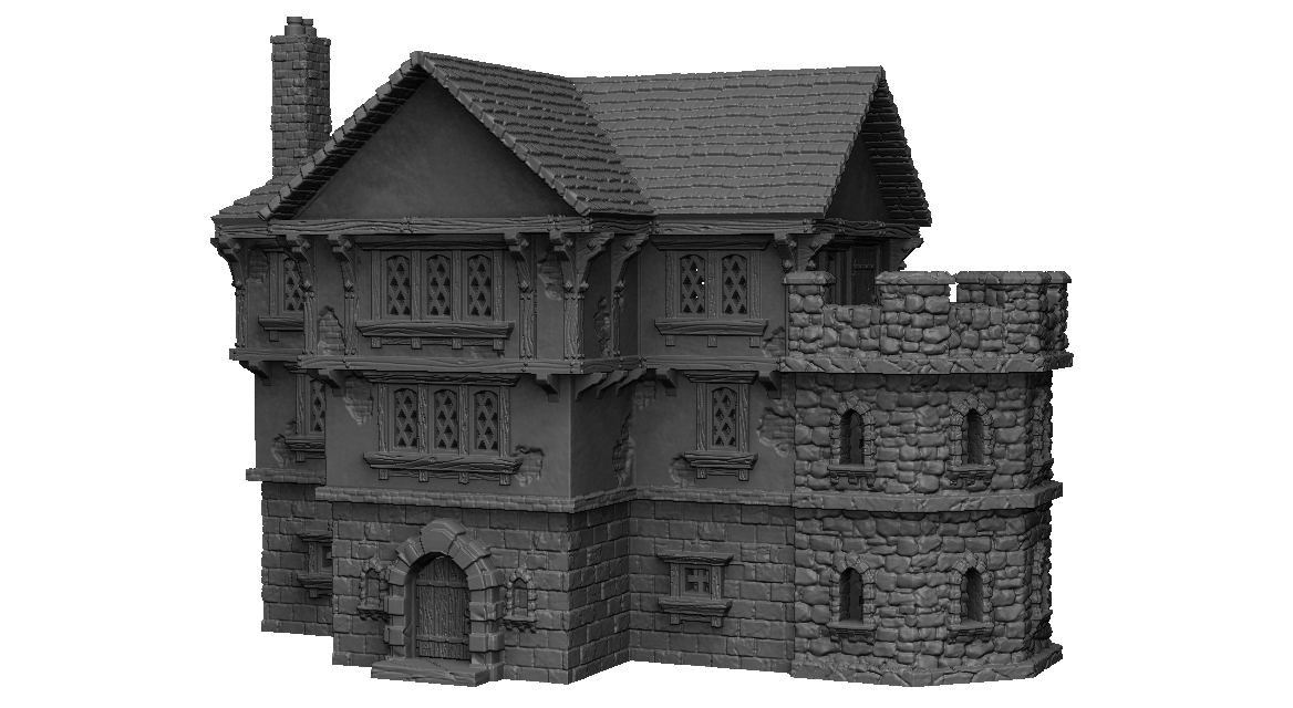 Dark Realms Forge Nobleman's Manor